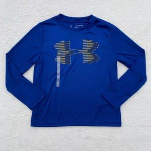 Under Armour Shirt Size XS (6/6X) NWT